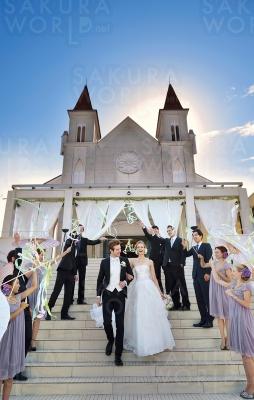 Lebapireo ~urban villa wedding~