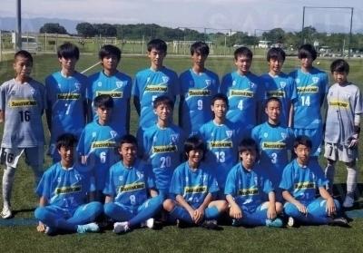 現U-15メンバー。
