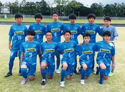 高円宮杯JFA全日本U-15サッカー選手権大会東海大会ベスト8