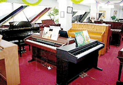 ピアノ百貨 岐阜店