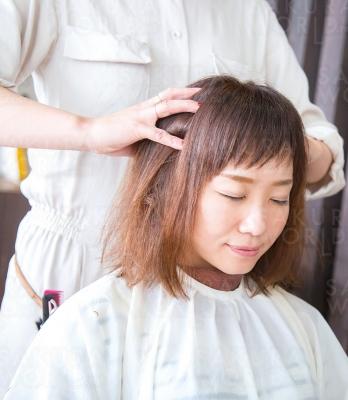 HAIR space Pierrot-Link
