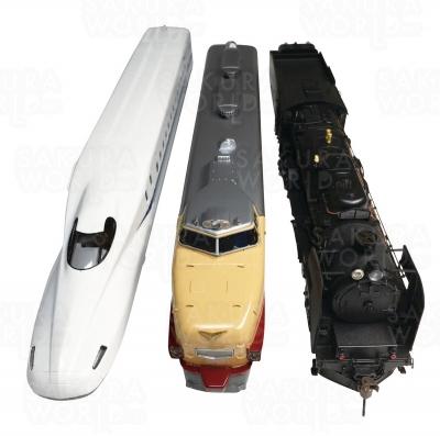 「鉄道模型で見る昭和から平成、そして令和へ」