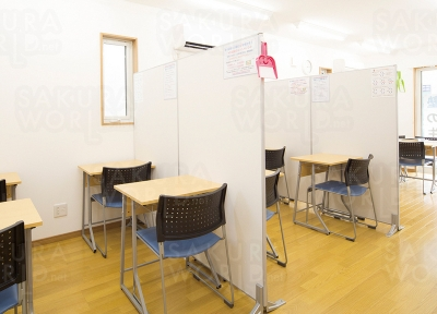 毎日、自習室を活用しよう!