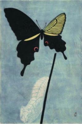 守洞春《麗江不滅》1972年 岐阜県美術館蔵