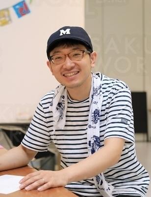 宮田篤さん 2009年愛知県立芸術大学大学院美術研究科美術専攻修了、2018年東京藝術大学美術学部 Diversity on the Arts Project修了