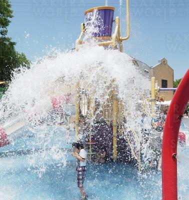 河川環境楽園 夏の楽園祭