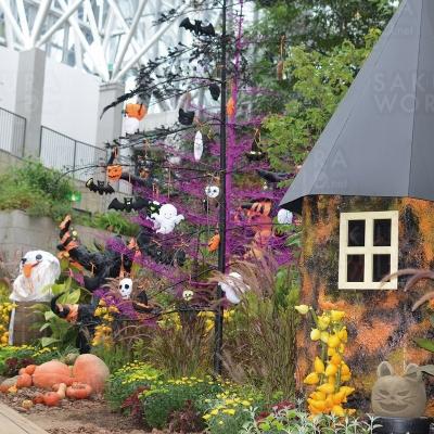 花の地球館 オータムガーデンショー「ボクとおばけの楽しい思い出」