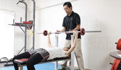 パーソナルトレーニング スタイルアップ
