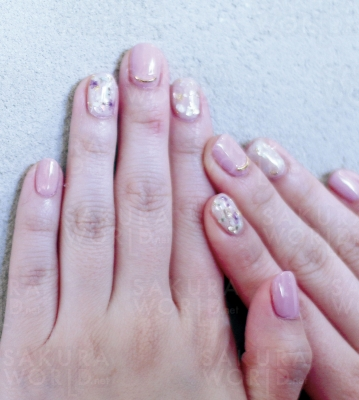 HAIR&BEAUTY WHITE TERRACE【Nail】