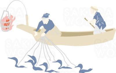 ぎふ長良川の鵜飼 観覧船の案内