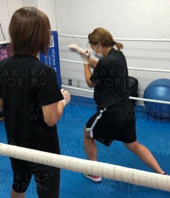 女性専門ボクシングフィットネスTARGET