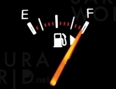 ガソリン満タン納車