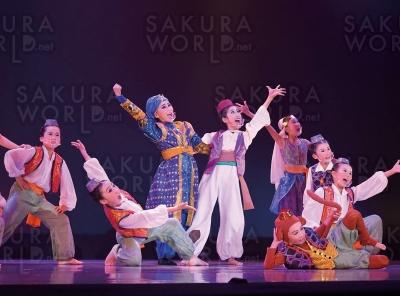 かやの木芸術舞踊学園 関教室