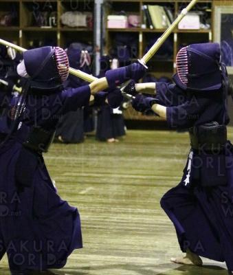 剣道で心と体を健康に!少年少女剣士、集まれ!