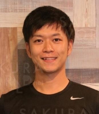 トレーナー佐藤 涼 ◆NESTA公認パーソナルフィットネストレーナー ◆TRXサスペンショントレーニングトレーナー