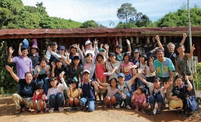 青少年国際教育夢プロジェクト事業「夢inモンゴル」の派遣生