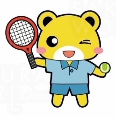 テニスラウンジ イメージキャラクター パコちゃん