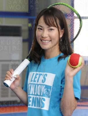 テニスができるっていいね! 井上 雅 プロ