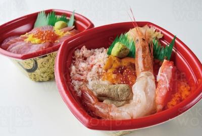 コスパ最高! 海鮮丼♪