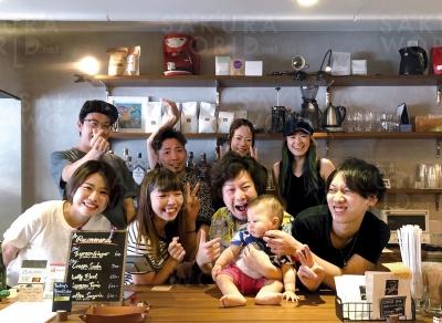 Cafe&hair salon re:verb