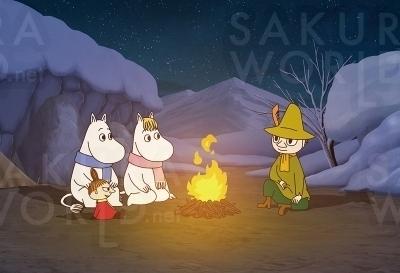 © Moomin Characters TM 製作/配給:五藤光学研究所