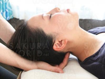 筋膜、リンパ、整体など総合手技で感動の脱・疲れへ。