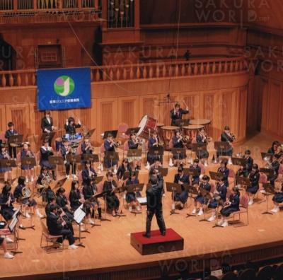 岐阜ジュニア吹奏楽団による「第38回定期演奏会」