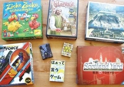 海外のゲームも多数!