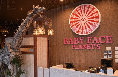 BABY FACE Planet's 各務原店
