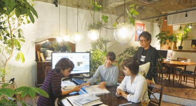 Garden Design Office +18℃