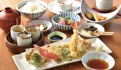 天ぷら酵房Fritto