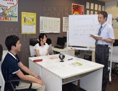 英会話・学習塾のトゥーラック 柳津校
